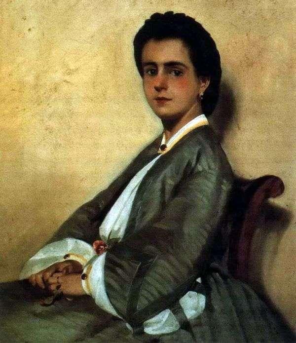 表哥Argius的肖像   Giovanni Fattori