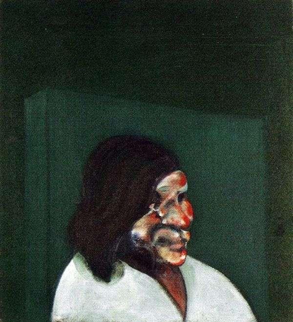 女人   弗朗西斯培根