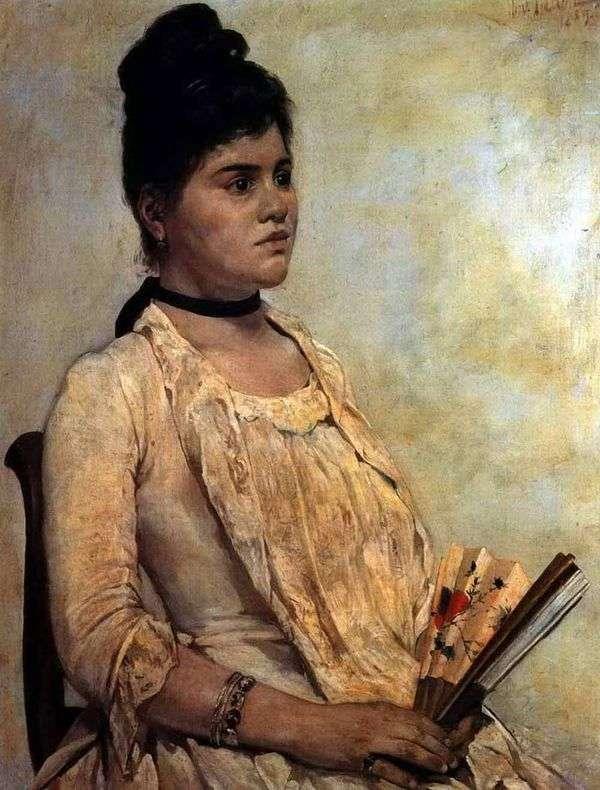 继女画像   乔瓦尼Fattori