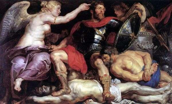 维多利亚的胜利   彼得鲁本斯