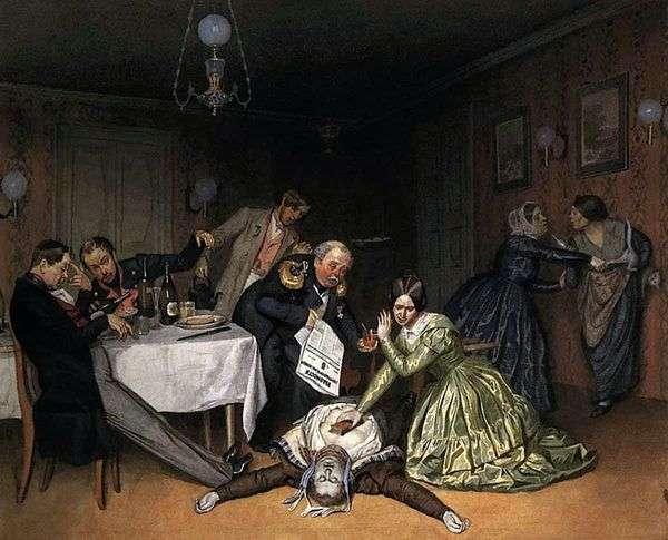所有的霍乱都是罪魁祸首!   帕维尔 费多托夫