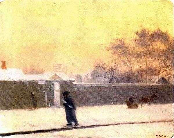 冬日   帕维尔费多托夫