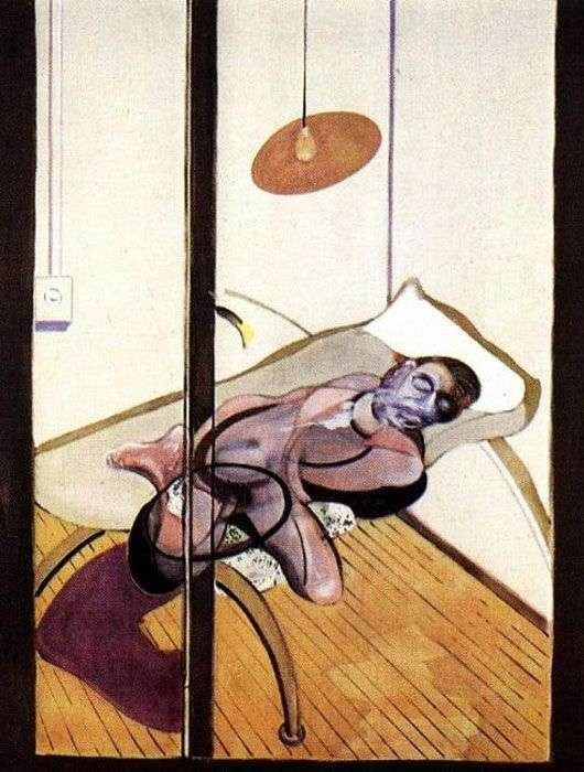 睡觉的人   弗朗西斯培根