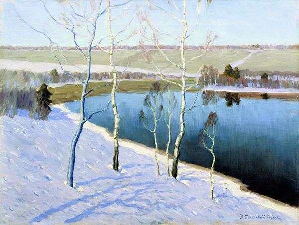 早春   Vitold Byalynitsky Birulya