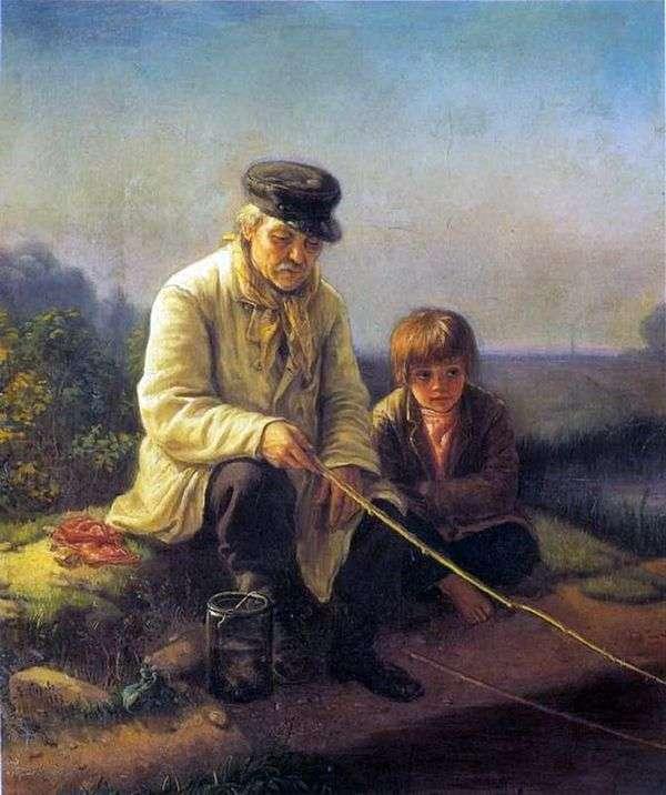 钓鱼   瓦西里佩罗夫