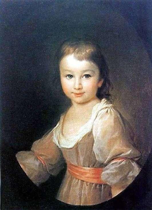 Praskovya Vorontsova画像   德米特里 列维茨基
