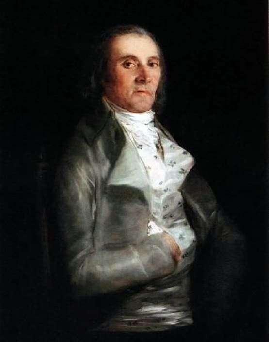 DonAndrésdelPeral   Francisco de Goya