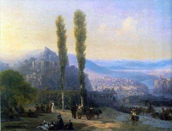 Tiflis   Ivan Aivazovsky看法