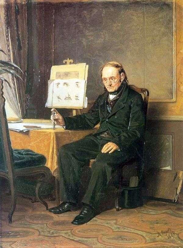 绘图老师   瓦西里 佩罗夫