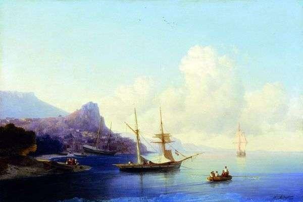 Gurzuf   Ivan Aivazovsky