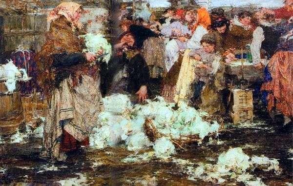 Kapustnitsa   Nikolay Feshin
