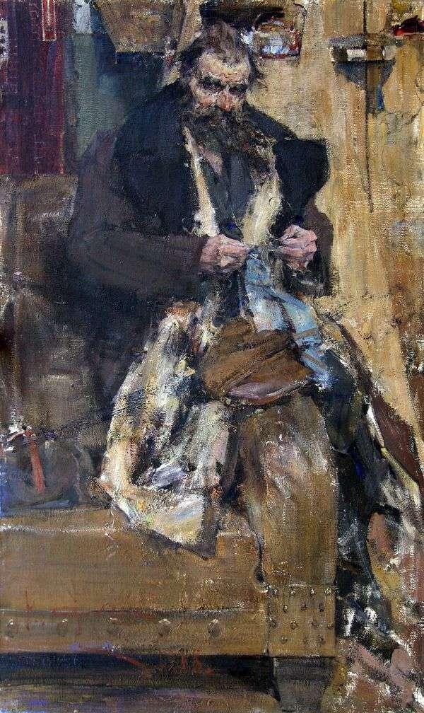 父亲的肖像   尼古拉菲辛