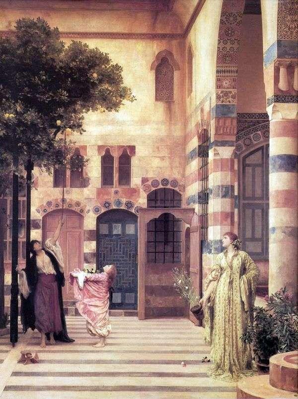 旧大马士革犹太区   弗雷德里克莱顿