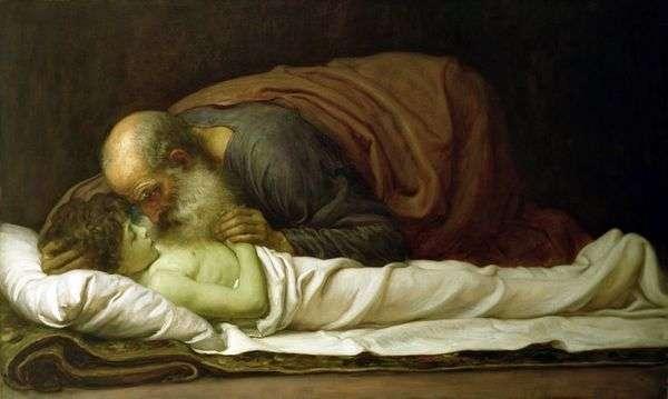 以利沙,逊尼派的儿子弗雷德里克莱顿的复活