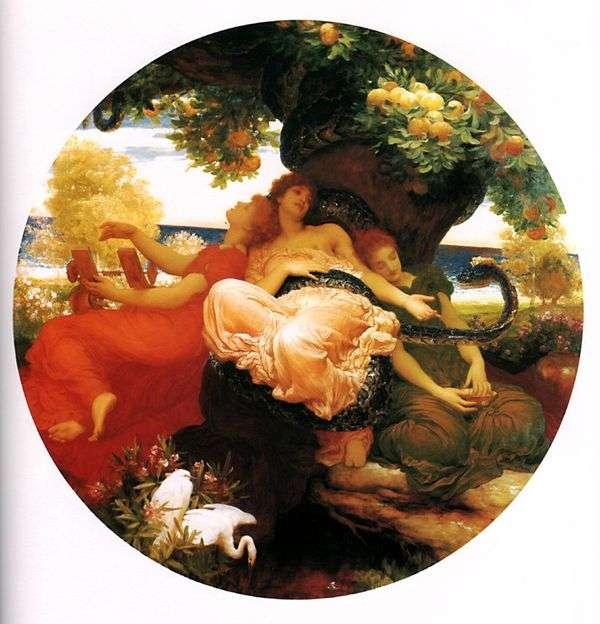 Hesperides花园   弗雷德里克莱顿