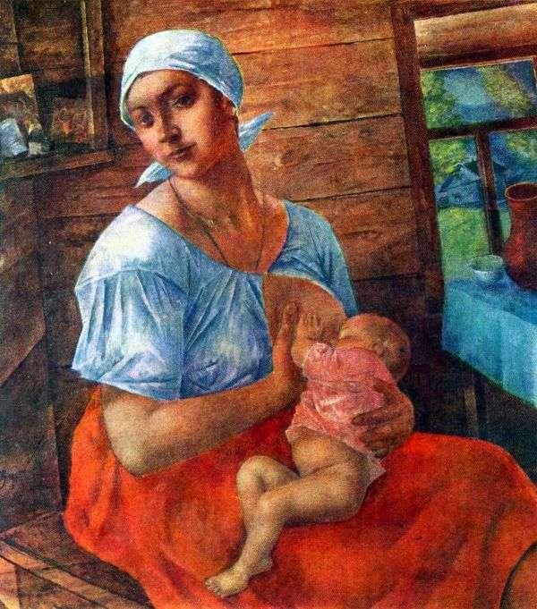 母亲   库兹马彼得罗夫   沃德金