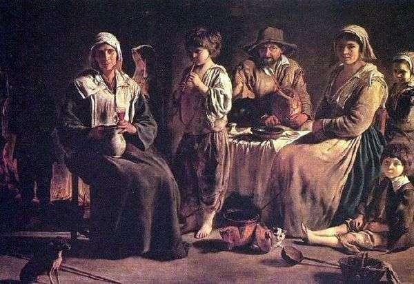 农民家庭   路易斯莱嫩