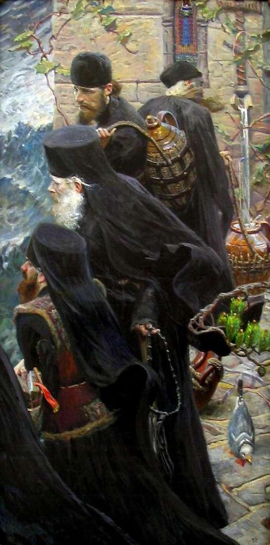 兄弟会   Pavel Ryzhenko