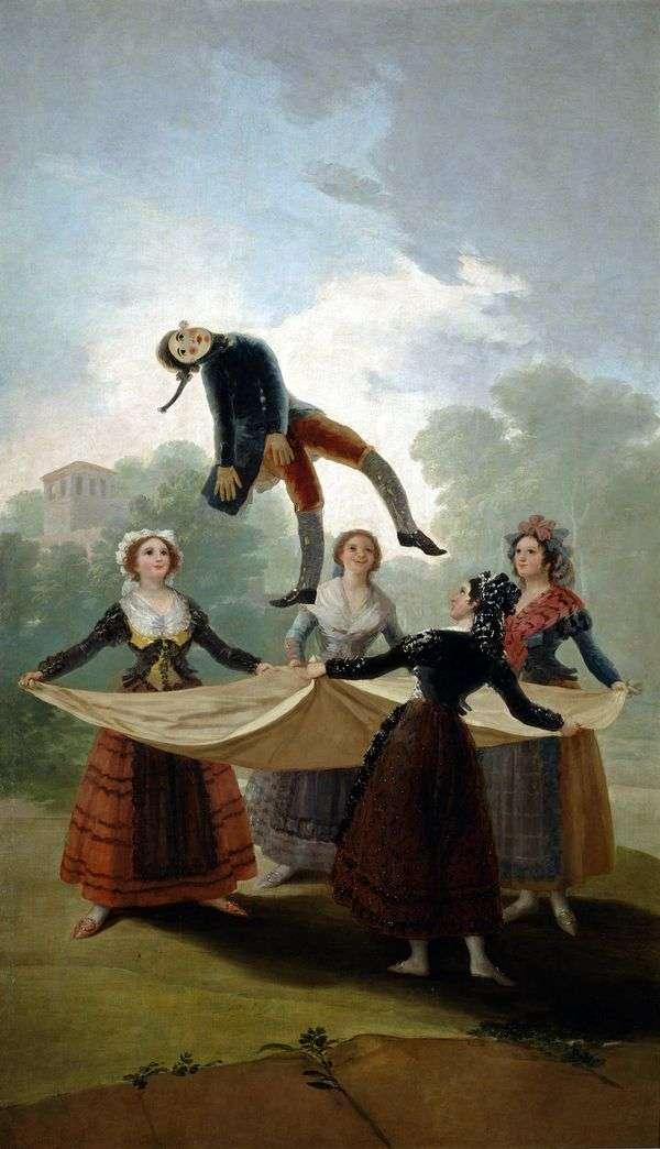 稻草娃娃   Francisco de Goya