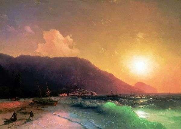 海景   Ivan Aivazovsky