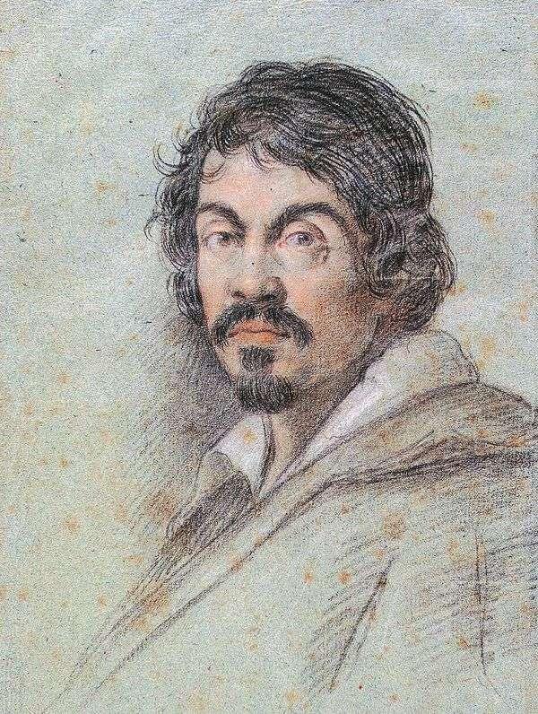 Caravaggio   Ottavio Leoni画象
