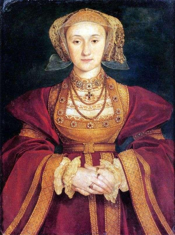 Anna Klevskaya   Hans Holbein