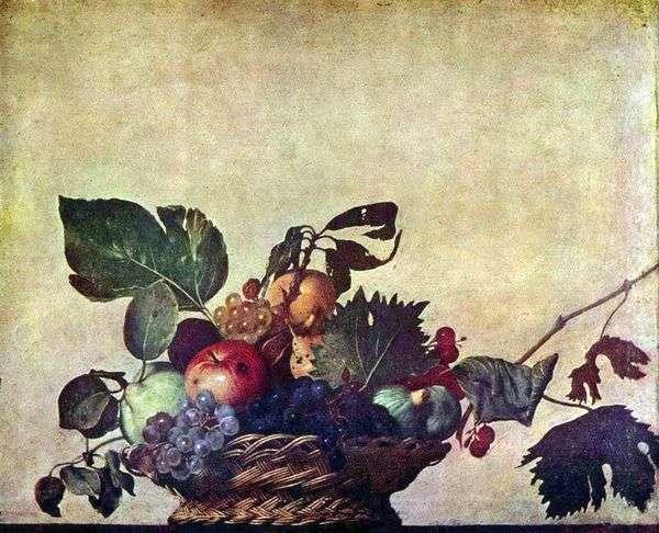 水果篮   米开朗基罗梅里西达卡拉瓦乔