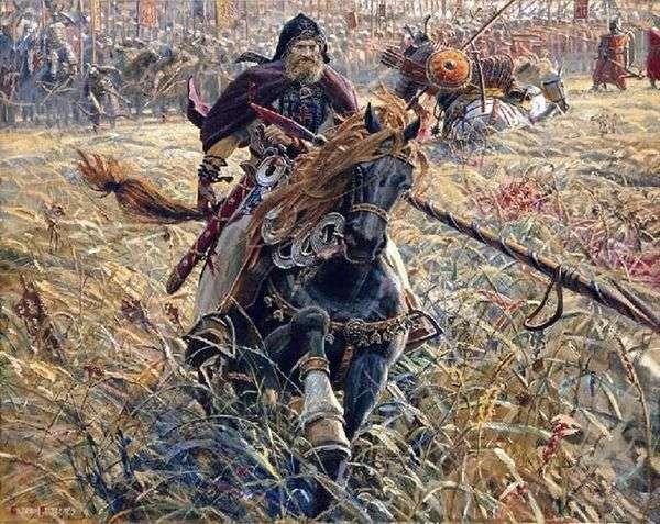 Peresvet的胜利   Pavel Ryzhenko