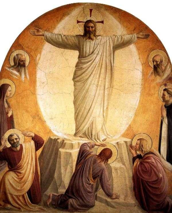 主的变形   Angelico Fra