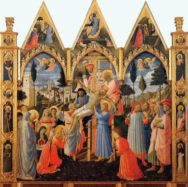 来自十字架的血统   Angelico Fra