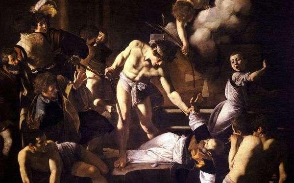 圣马太的殉难   米开朗基罗梅里西达卡拉瓦乔