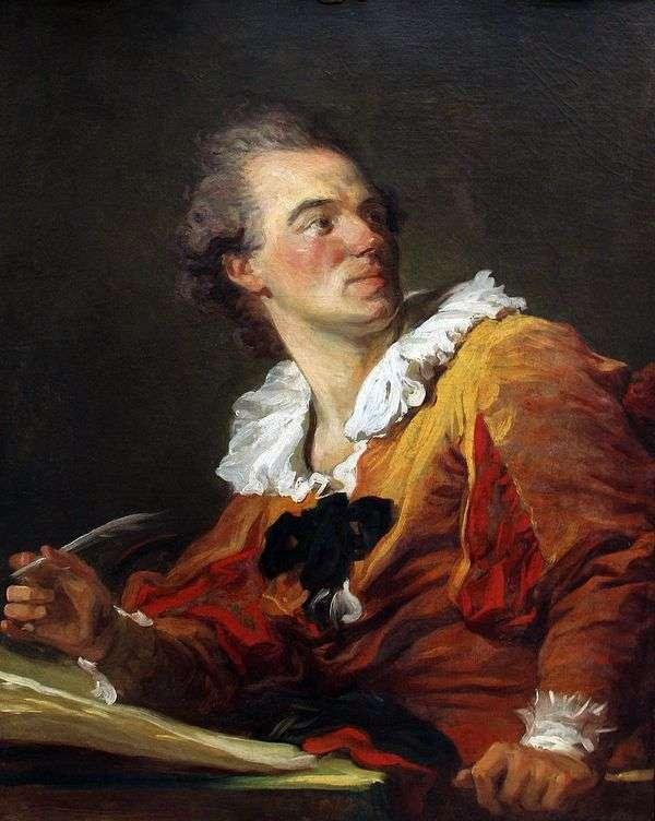 灵感   Jean Honore Fragonard