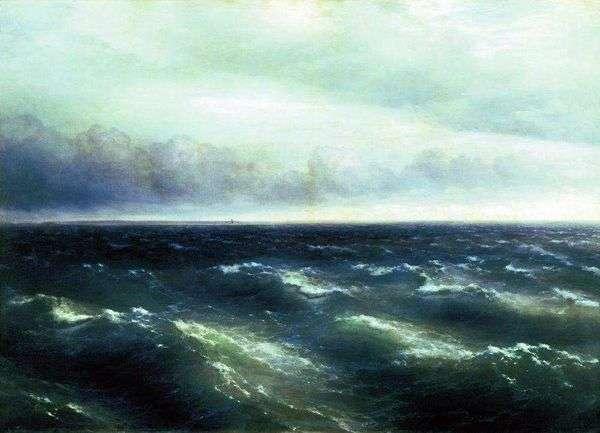 黑海   Ivan Aivazovsky
