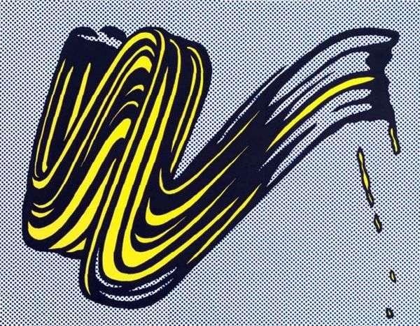 Swab   Roy Lichtenstein