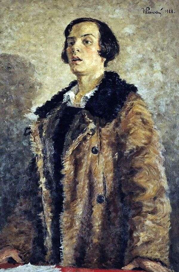 主席   Georgiy Georgievich Ryazhskiy