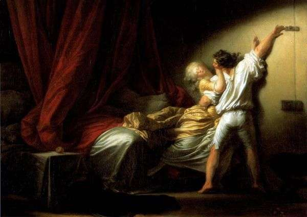 Latch   Jean Honore Fragonard
