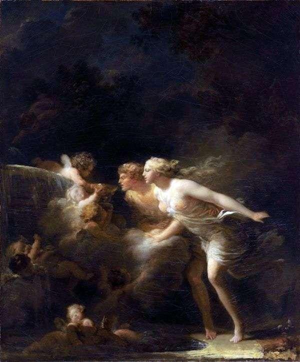 爱的源泉   Jean Honore Fragonard
