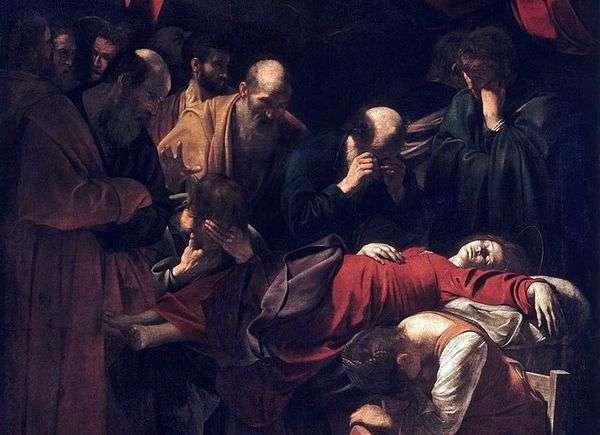 玛丽之死   米开朗基罗梅里西达卡拉瓦乔