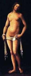 裸女(维纳斯)   科斯塔洛伦佐