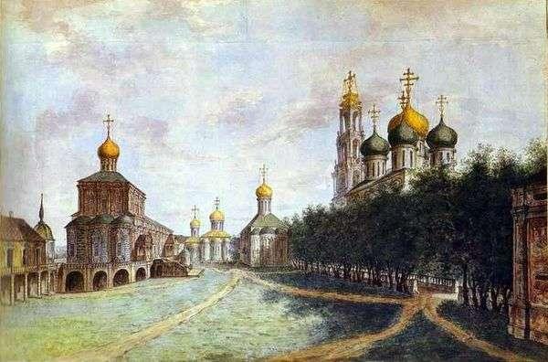 Trinity Sergius Lavra   Fedor Alekseev