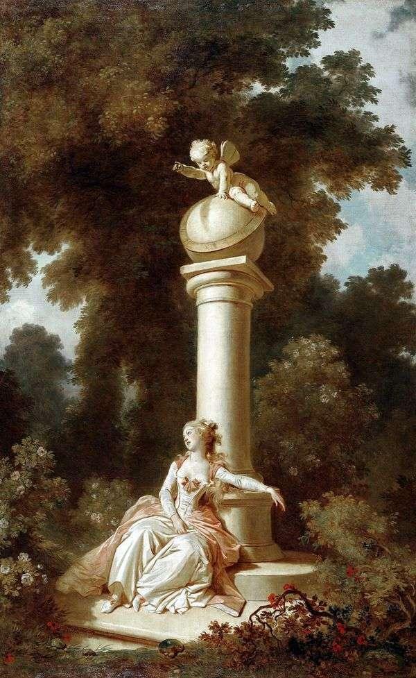梦想   Jean Honore Fragonard