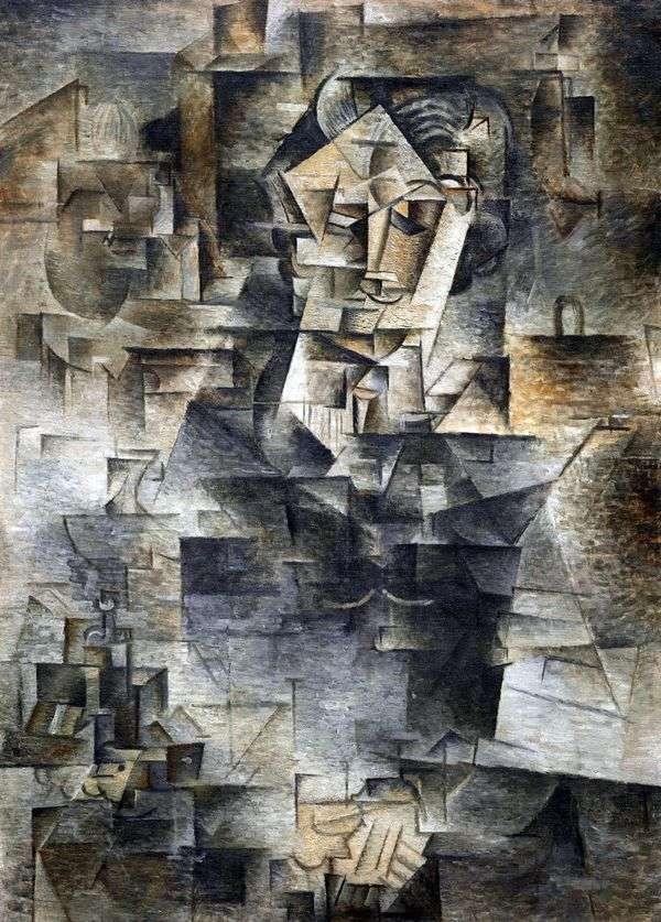 Daniel Henri Kaneveyler的画像   Pablo Picasso