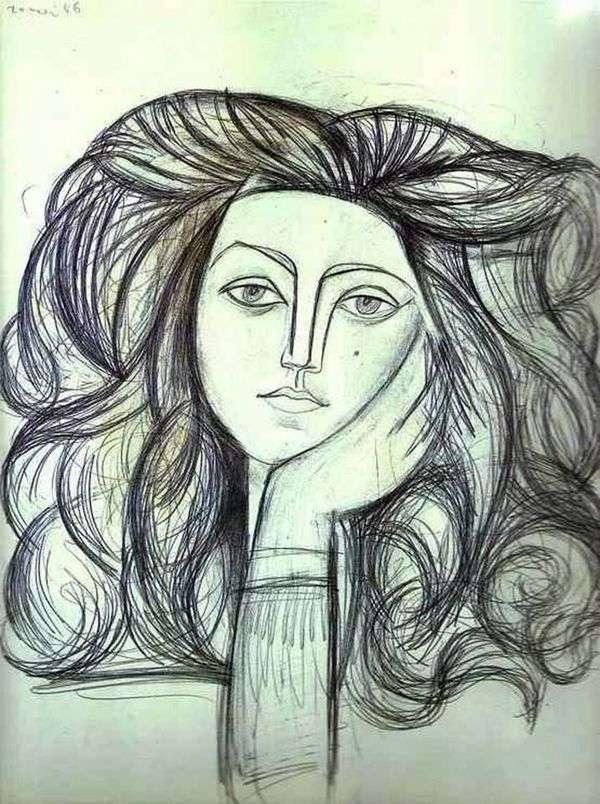 Francoise画像   Pablo Picasso