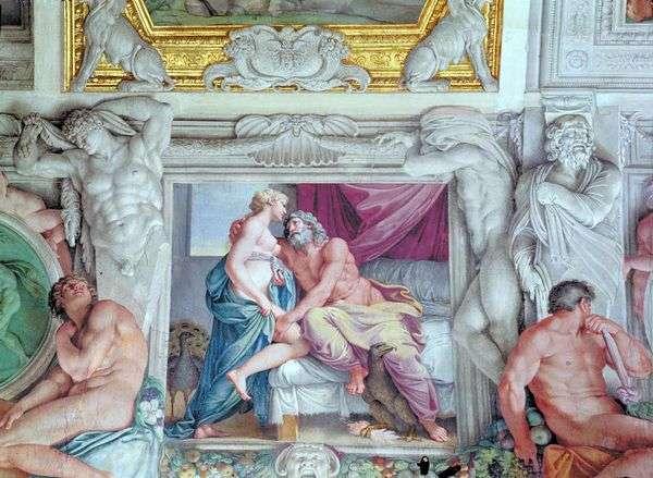 木星和朱诺   安尼巴莱卡拉奇