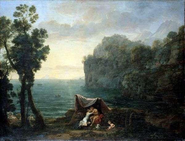 Acis和Galatea   Claude Lorrain