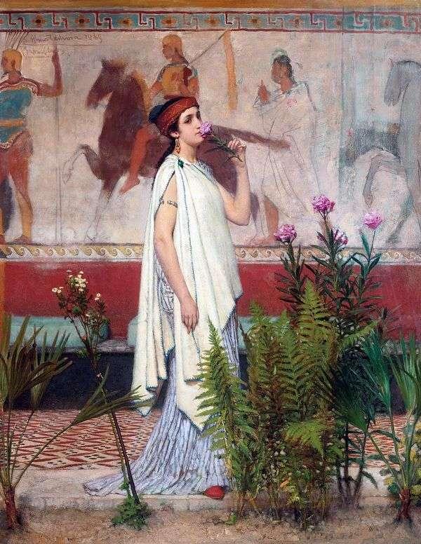 希腊女人   劳伦斯 阿尔玛   塔德玛