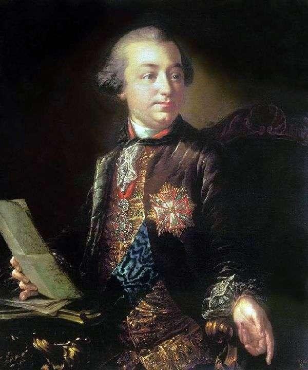 I. I. Shuvalov的画像   安东洛森科