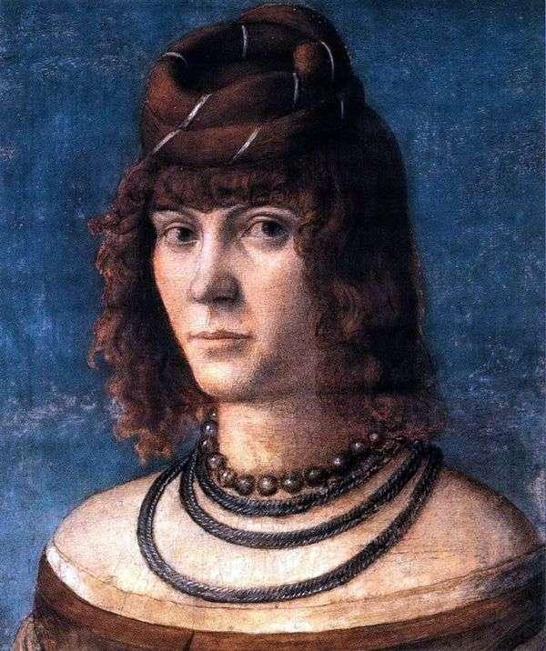 高等建筑师的画象   Vittorio Carpaccio