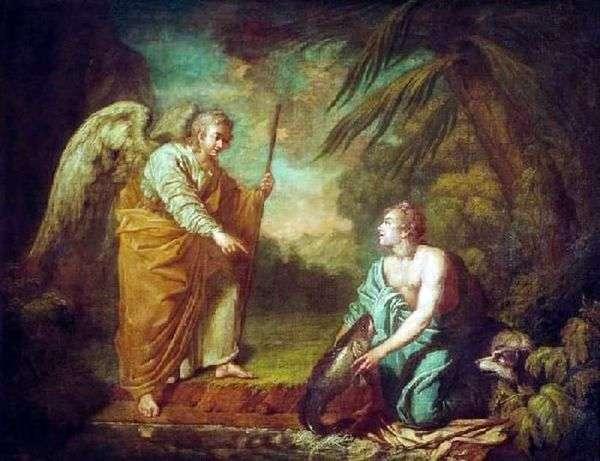 托比与天使   安东洛森科