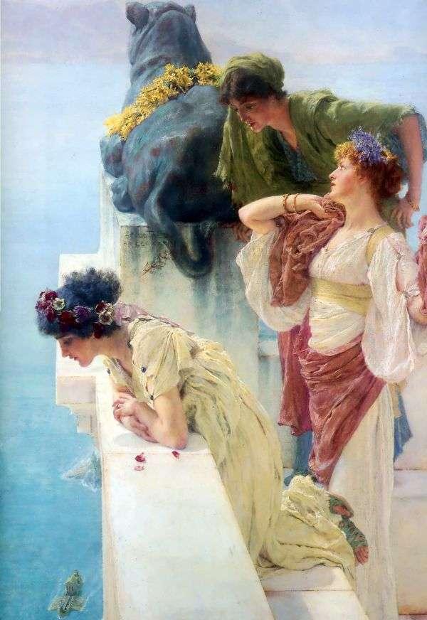 观景台   Alma Tadema Lawrence